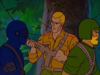 The Revenge of Cobra (5): Amusement Park of Terror