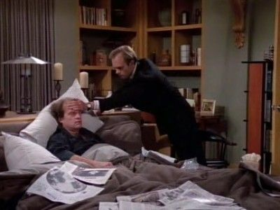 Frasier Crane's Day Off