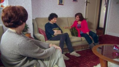 The Day Simon Told His Family About His Important Decision