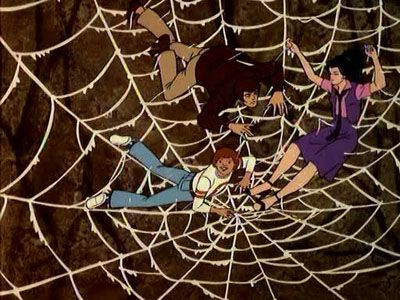The Kongo Spider