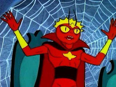 Return of the Spider Queen