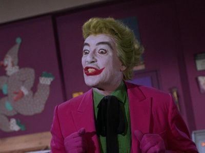 The Joker's Last Laugh