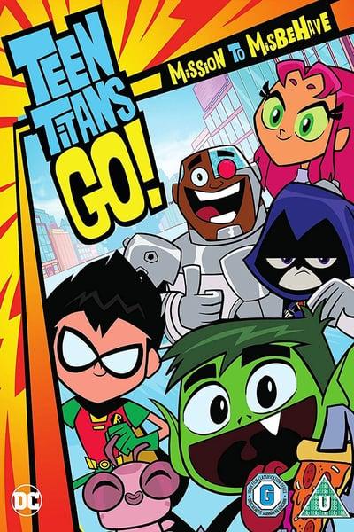 Best Teen Titans Go Episodes  Episode Ninja-7241