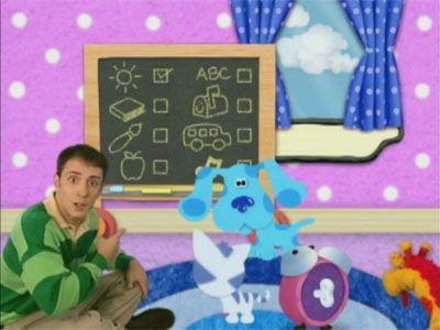 Blue's School