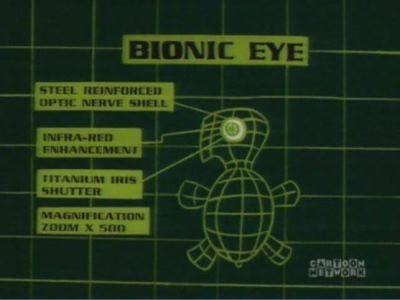 Techno Turtle