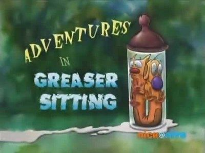 Adventures in Greaser Sitting