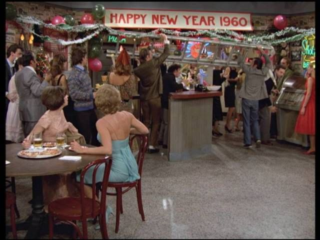 New Year's Eve - 1960