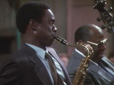 Murder to a Jazz Beat
