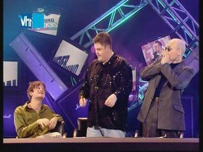 Adam Ant, Crispin Hunt, Jo Whiley, John Thomson