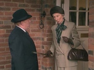 Driving Mrs Fortescue