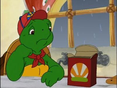 Franklin's Gloomy Day