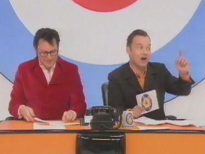 John Peel, Chris Evans, Jonathan Ross, John Craven