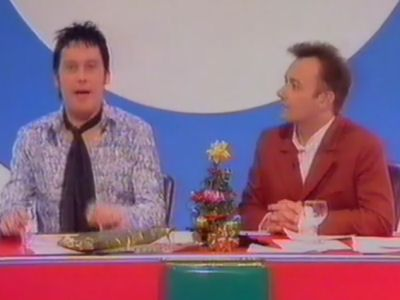 Christmas Special - Clive Mantle, Anna Friel, Neil Morrissey, Alvin Stardust