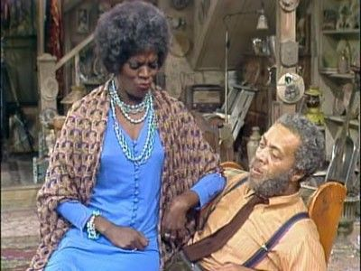 Will the Real Fred Sanford Please Do Something?