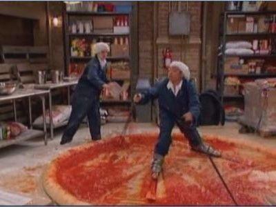 My Big Fat Pizza Party