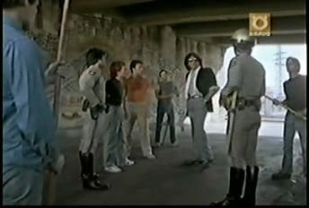A Threat of War (a.k.a. Karate II)