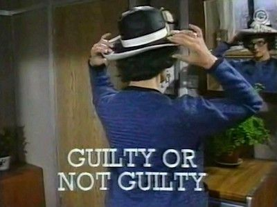 Guilty or not Guilty?