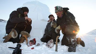 The Inuit - Survivors Of The Future