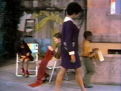 The First Sesame Street