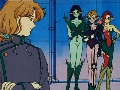 Naru-chan's Cry! Nephrite Dies For Love