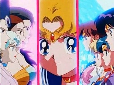 Protect Chibi-Usa! Clash of the 10 Warriors