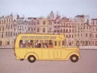 In My Merry Busmobile
