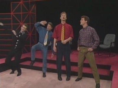 Greg Proops, Archie Hahn, Ryan Stiles, Chip Esten