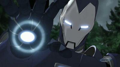 VS Iron Man