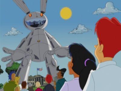 Aaiiieee, Robot