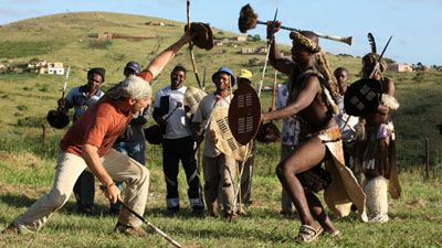 The Zulus of South Africa