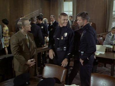 Log 123: Courtroom