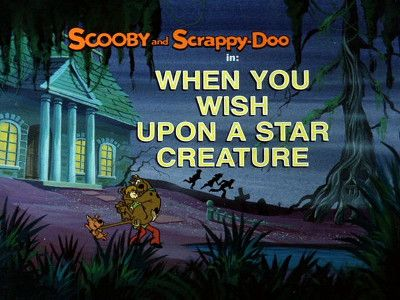 When You Wish Upon a Star Creature