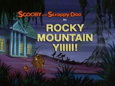 Rocky Mountain Yiiiii!