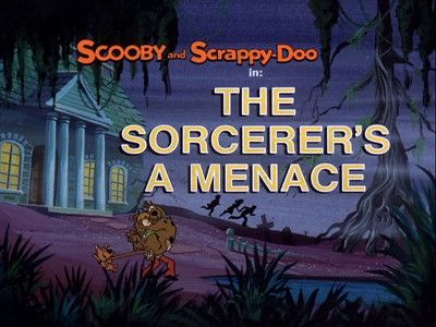 The Sorcerer's a Menace