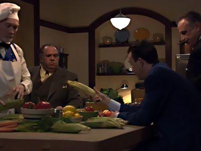 Murder is Corny
