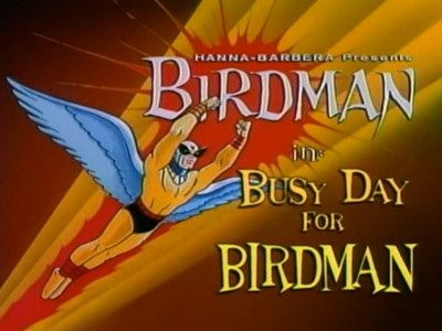 Turner Classic Birdman AKA: Busy Day for Birdman