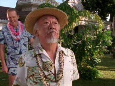 B.J. Blue Hawaii