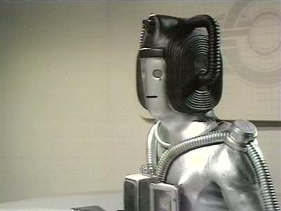 Revenge of the Cybermen (3)