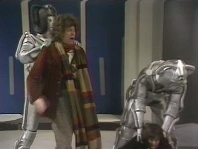Revenge of the Cybermen (4)