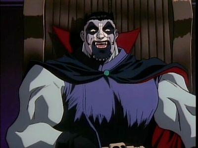 The Immortal King Di-Amon