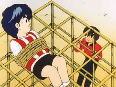 Kyosuke Becomes a Kid! Getting Super-Close to Madoka!