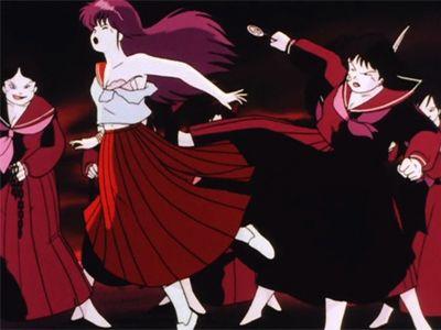 Marked Woman Madoka! Kyosuke, Proving He's a Man!