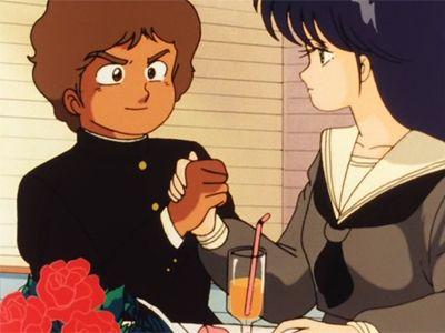 Madoka and Yuusaku - The Marching Song of Runaway Youths