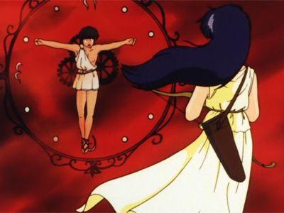 Immobilized Madoka - Kyosuke's Mysterious Watch
