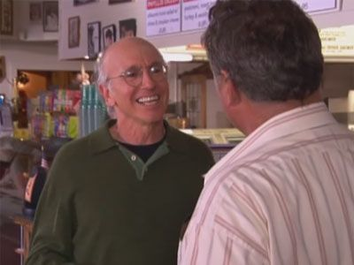 The Larry David Sandwich