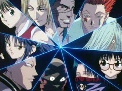 Spider Reunion X Zoaldyeck Family X Final Battle
