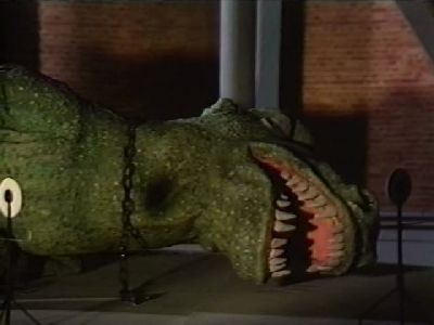 Invasion of the Dinosaurs (3)