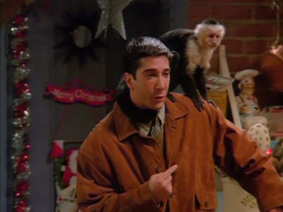The One with the Monkey