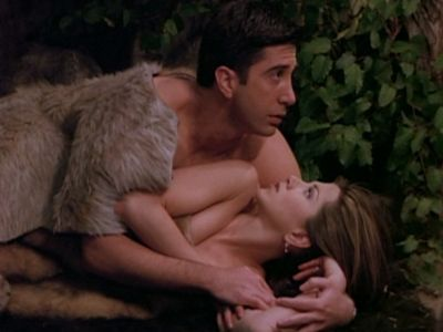 The One Where Ross and Rachel...You Know