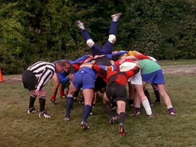 The One With All The Rugby